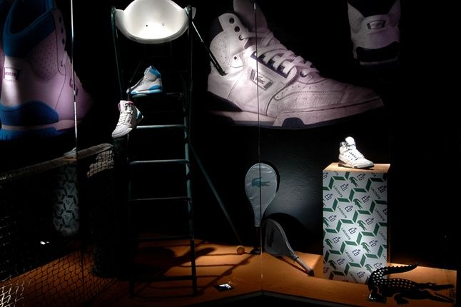 Limited Editions X Lacoste4 1