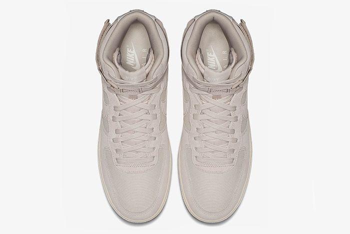 Nike Air Force 1 Hi Suede Pink Blue Yellow 6 Sneaker Freaker