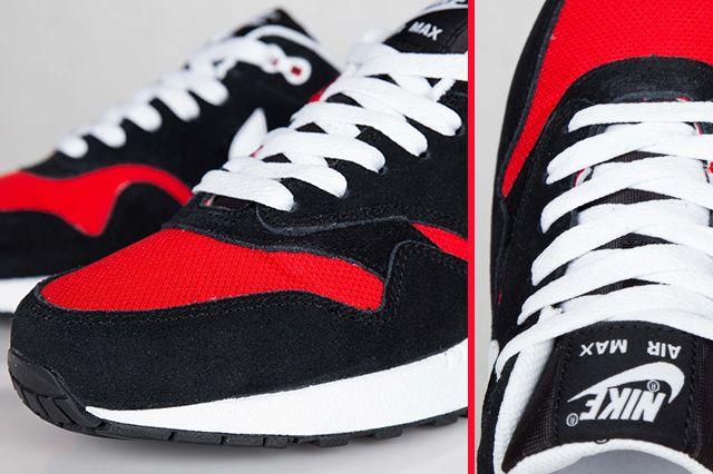 Nike Air Max 1 Gs Bred 4