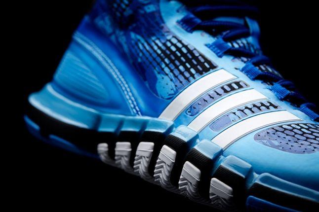 Adidas Crazyquick Triple Blue Modfoot Detail 1
