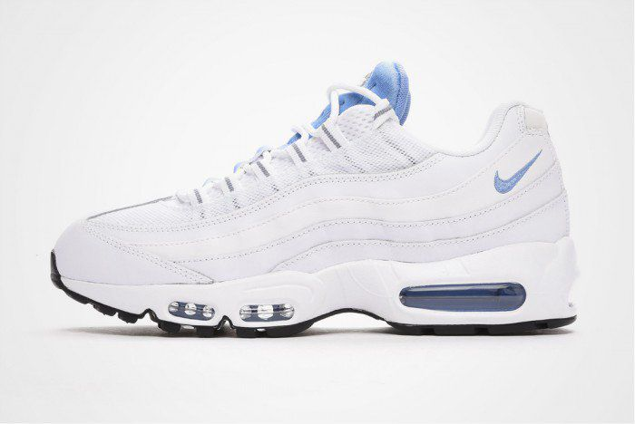 Nike Air Max 95 Essential Whitechalk Bluefeature