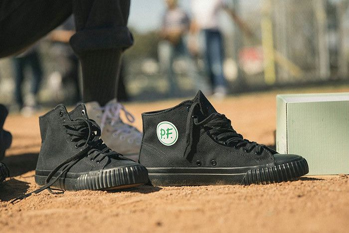 New Balance X Pf Flyers The Sandlot Collection