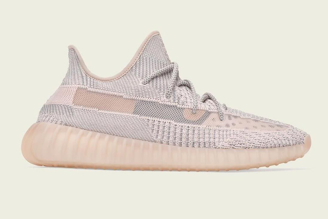 Yeezy Boost 350 V2 Synth Lateral Side Shot