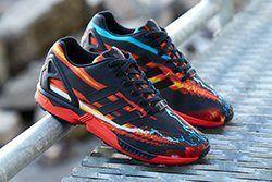 Adidas Zxflux Blurred Lightsthumb