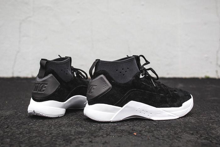 Nike Hyperdunk Low Lux Black White 6