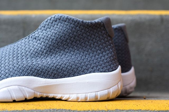 Air Jordan Future Cool Grey Bump 2