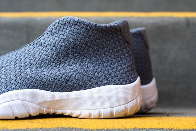 Air Jordan Future Cool Grey Bump 2