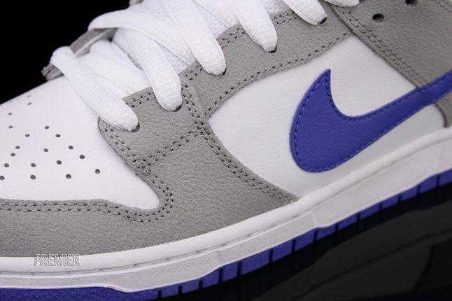 Nike Sb Dunk Low Matte Silver Royal 04 1