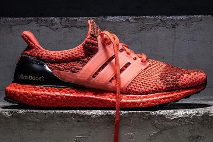 Adidas Ultra Boost Triple Red 3