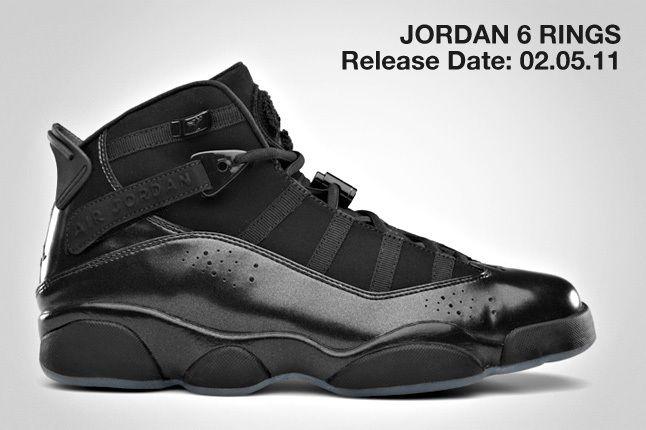 Jordan Vi Rings Black 1