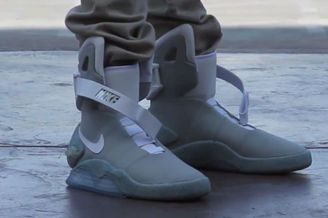 Franalations Nike Air Mags 1 1
