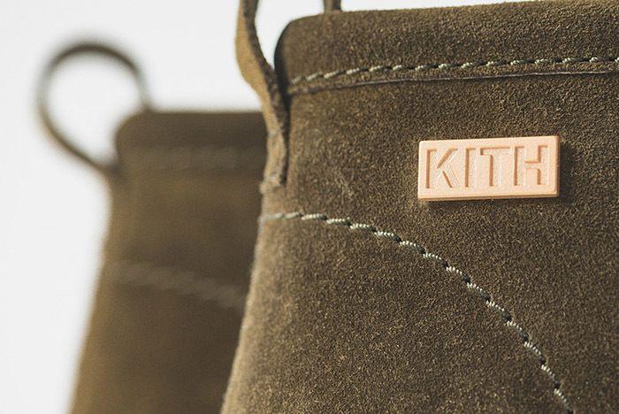 Ronnie Fieg Kith Clarks Wallabee Boot 4