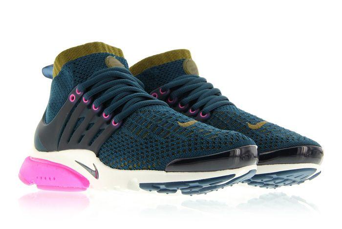 Nike Air Presto Flyknit Ultra Turquoise Blast2