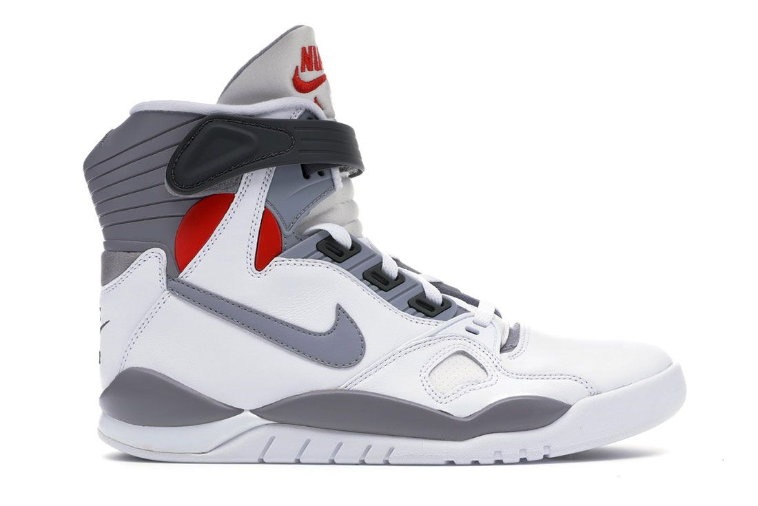 Nike Air Pressure Lateral Side Shot