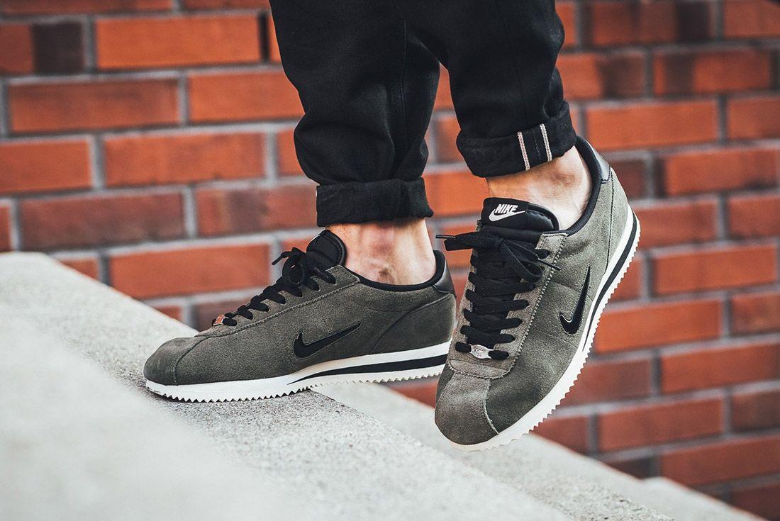 Nike Cortez Jewel Suede