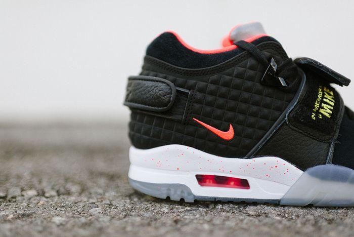 Nike Air Trainer Cruz Blackbright Crimson7