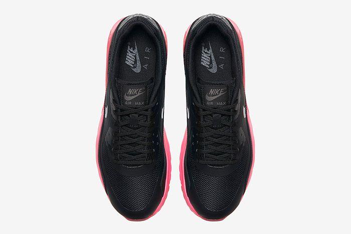 Nike Air Max 90 Ultra Digital Pink Black 4