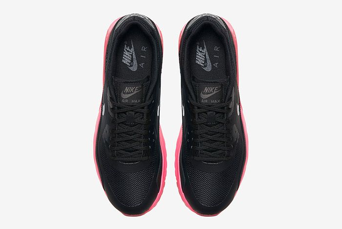 Nike Air Max 90 Ultra Digital Pink Black 4
