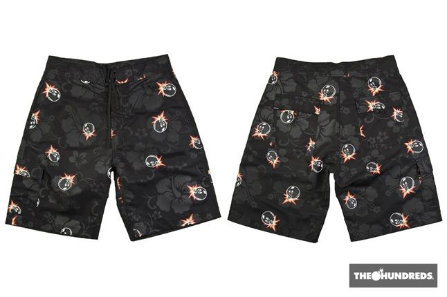 The Hundreds Hello Board Shorts 1