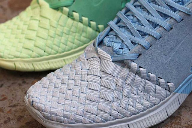 Nike Free Inneva Ii Sp Lakeside Ice Vapour Green3