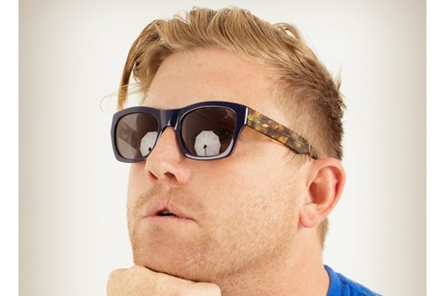 The Hundreds Fall Winter 2013 Eyewear Profile Brothers Marshall