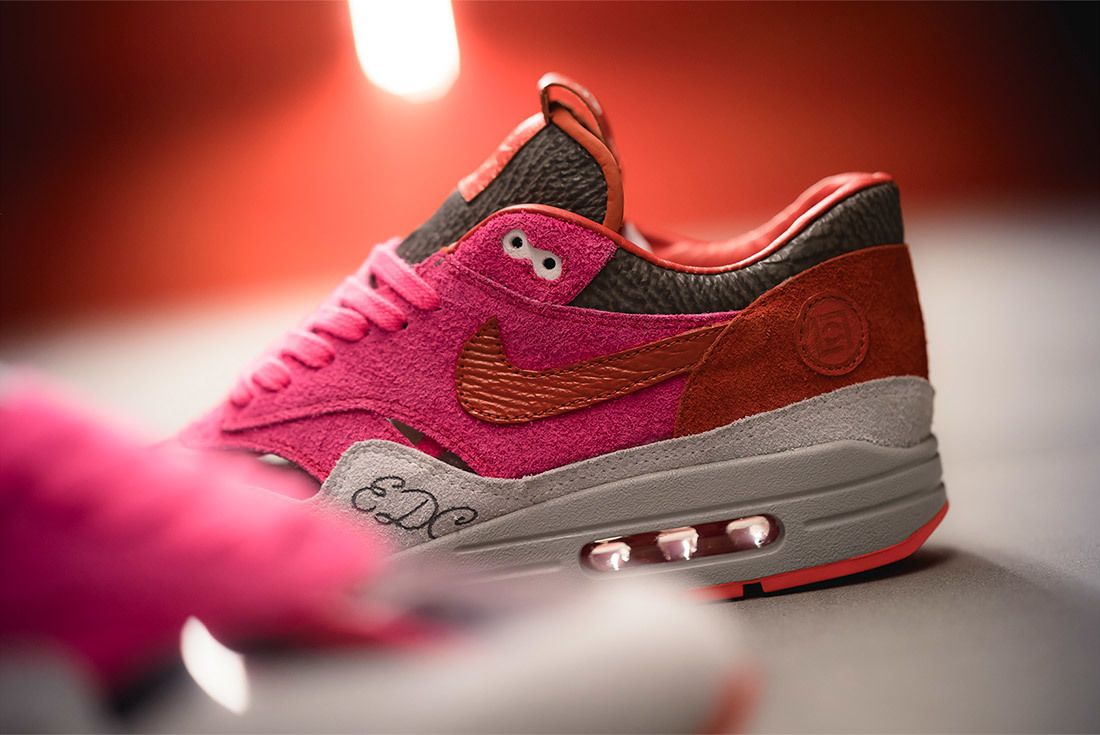 Bespoke Ind Clot X Nike Air Max 1 1 Of 1 For Edison Chen 10
