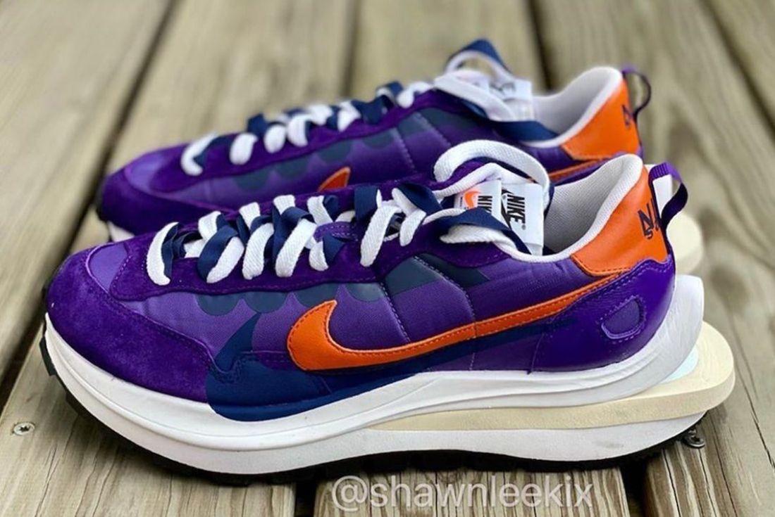 Sacai x Nike VaporWaffle leaked pics
