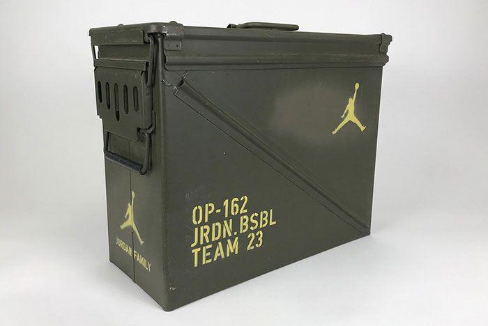 Air Jordan 6 Mlb Pe Canvas 2 Box