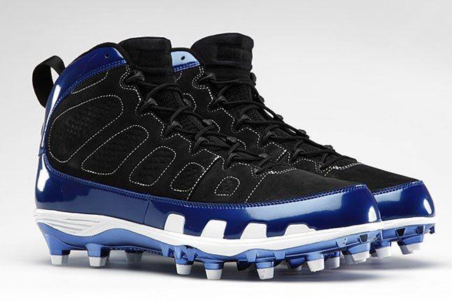Nfl Jordan 9 Football Cleats 1