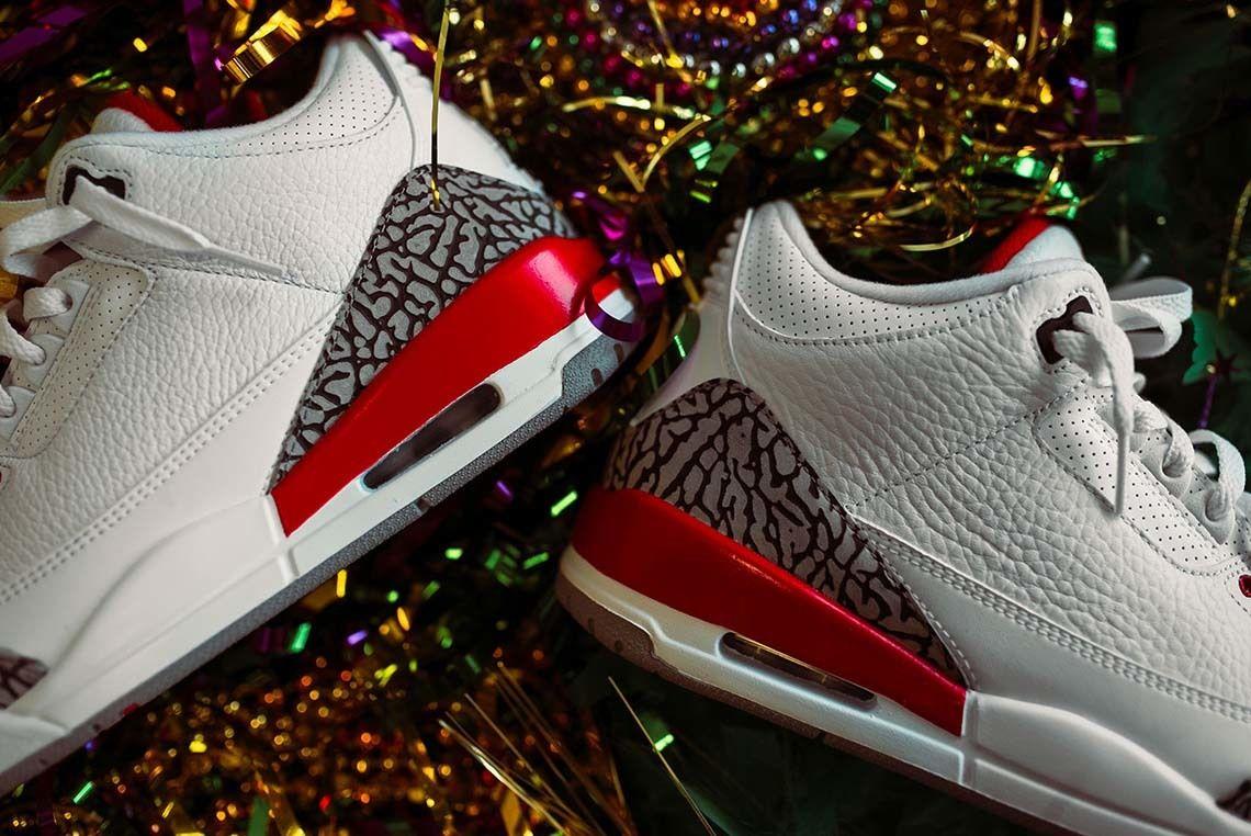 Air Jordan 3 Katrina Release Date Info 6 Sneaker Freaker