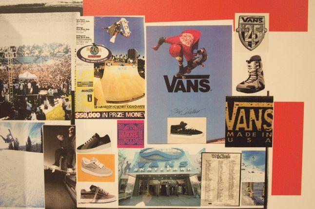 Steve Caballero Vans Scrapbook Wall 1