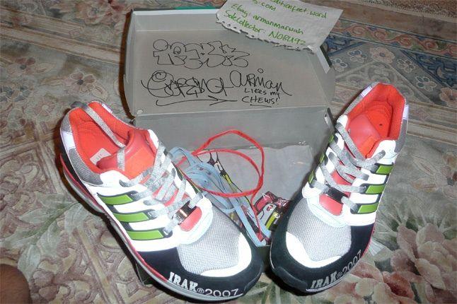 Adidas Torsion Iraq 1