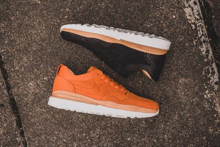 Nike Air Safari Royal Black Orange Pack