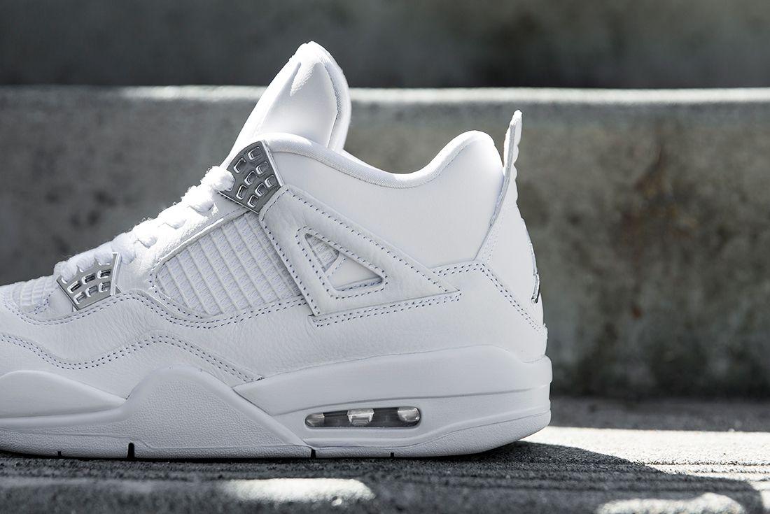 Air Jordan 4 Pure Money2
