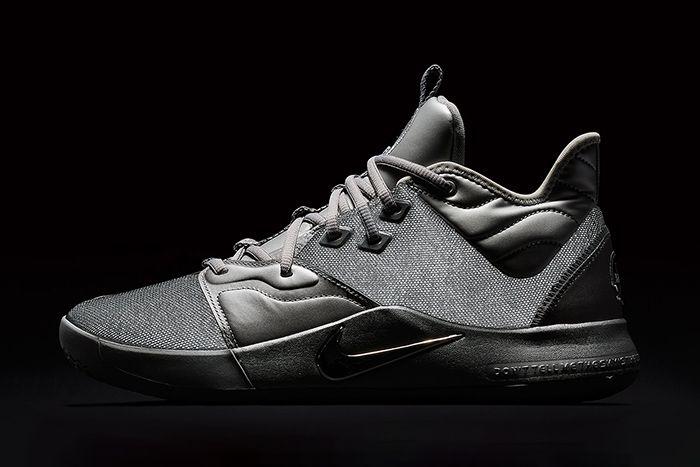 Nike Pg 3 Nasa Reflective Silver Ci2667 001 Reflect