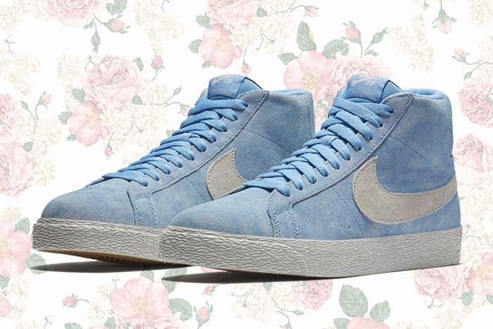 Nike Sb Zoom Blazer Flower 1
