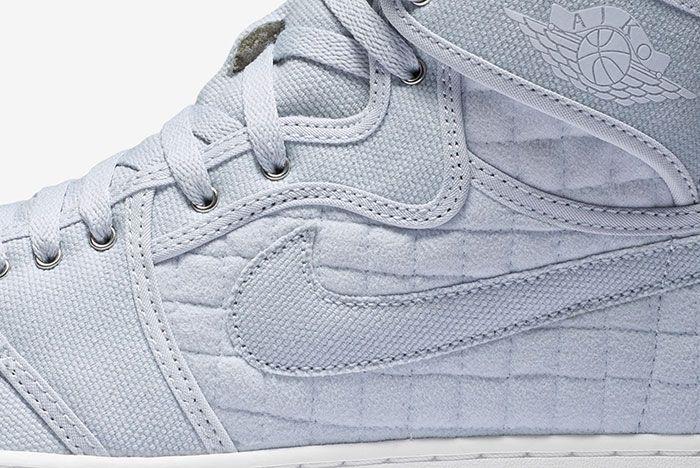 Air Jordan 1 Ko Pure Platinum 7