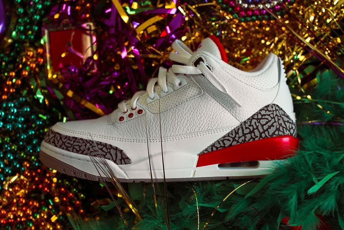 Air Jordan 3 Katrina Release Date Info 1 Sneaker Freaker