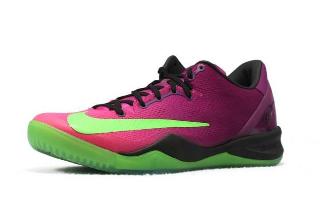 Nike Kobe 8 System Mc Toe Quarter 1