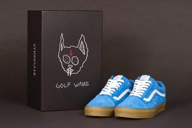 Odd Future Vans Syndicate Oldskool Pro Promo 1