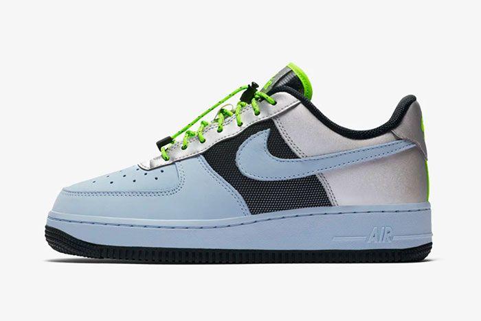 Nike Af1 Birds Of The Night Left