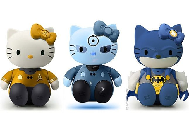Hello Kitty Star Wars Watchmen 6 1