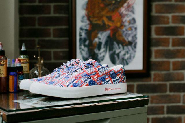 Budweiser X Alife 2014 Footwear Collection 4