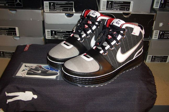 Rebecca Dahms Wmns Basketball Collection Nike Air Zoom Le Bron 6 Business 1