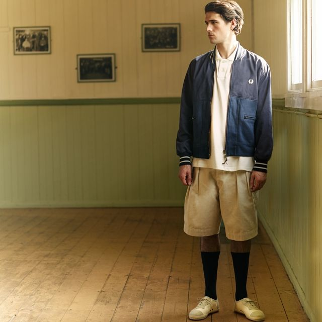 Nigel Cabourn Fred Perry 7