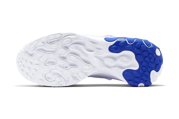 Nike Presto React Hyper Royal Av2605 401 Release Date Outsole