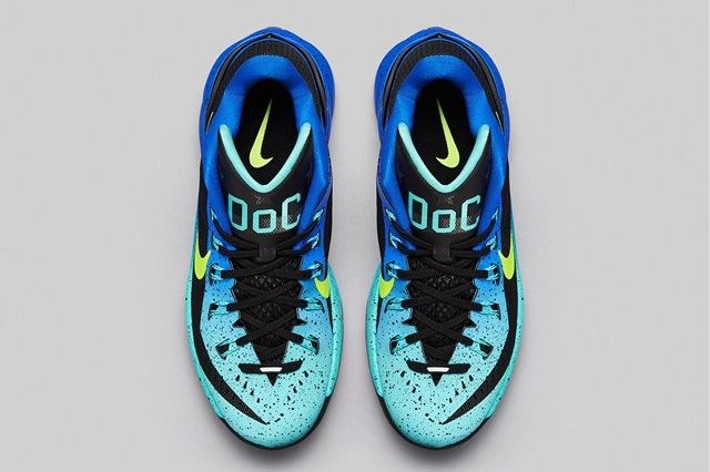 Nike Hyperdunk 2014 City Collection 4