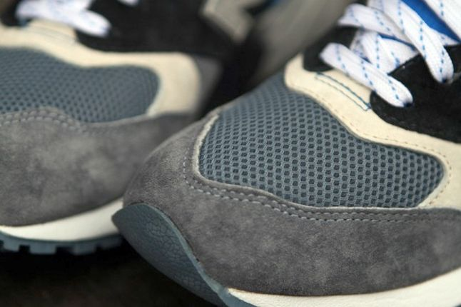 New Balance 99 Elite Edt Blue Toe Detail 1