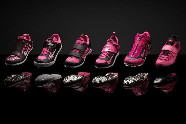 Pink Foil Nike Field Group