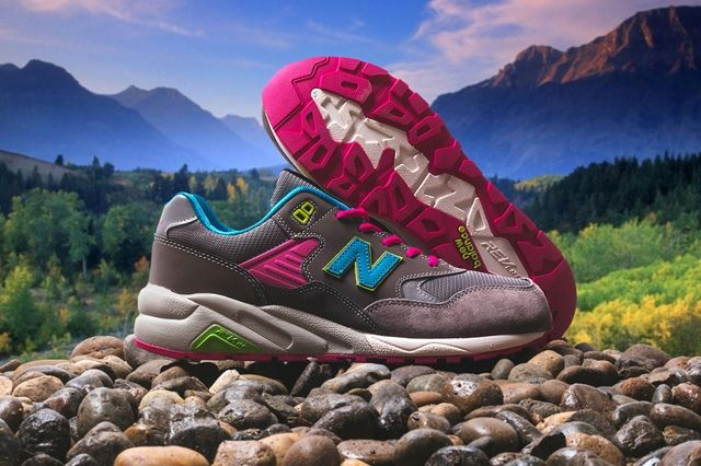 New Balance 580 Japan Exclusive Pack By Livestock 1